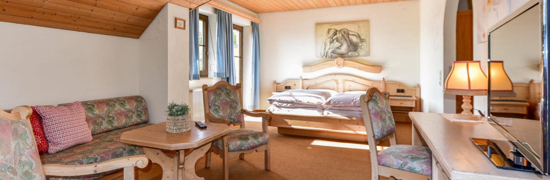 Hotel Bergblick in Fleckl